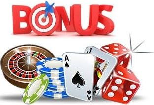 Which are the latest casino bonuses?
