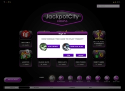 jackpotcity casino real or practice play
