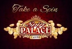 Spin Palace Casino currently offers one of the highest welcome bonus