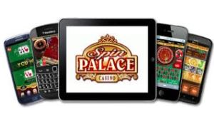 Spin Palace offers an impressive selection of mobile casino games